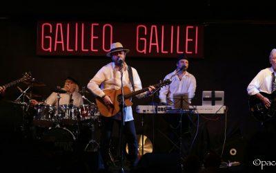 Los Brincos gran éxito en la sala Galileo de Madrid