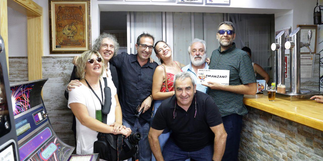 Premio Naranjito de Oro 2018 a Paco Manzano. La Unión 11/08/18.