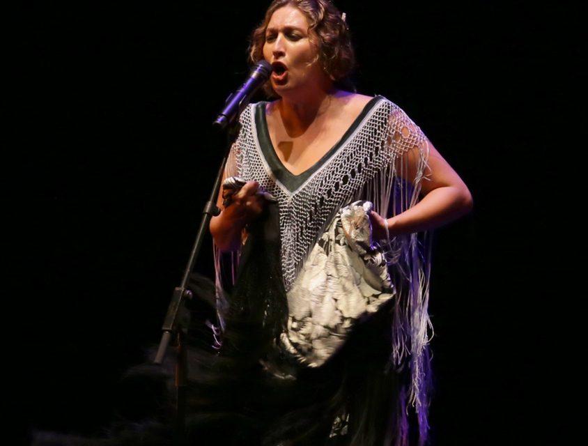 Estrella Morente en el segundo día de Flamenco On Fire