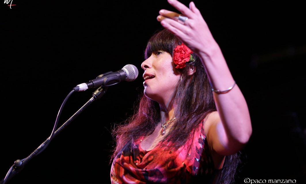 Miryam Quiñones canta a Chabuca Granda en la Sala Galileo de Madrid