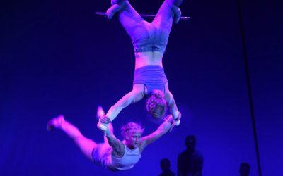 "CRECE vuelve al Teatro Circo Price de Madrid con ""H.art""."