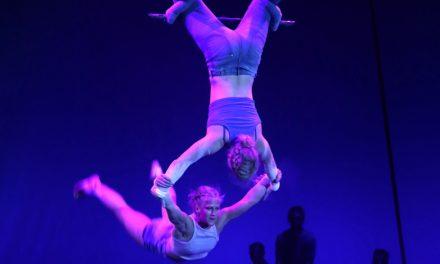 "CRECE vuelve al Teatro Circo Price de Madrid con «H.art""."