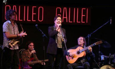Gran noche de Antonio Lizana en la sala Galileo Galilei de Madrid.