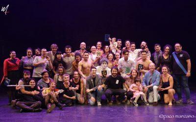 Termina el primer Festival Iberoamericano de Circo (FIRCO) que se ha celebrado en el Teatro Circo Price de Madrid.
