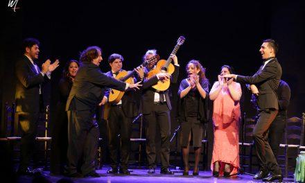 ZAMBOMBA FLAMENCA en el Teatro Flamenco Madrid.