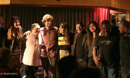 Paco Ortega y sus «Canciones sin prisa» en Musigrama. Madrid
