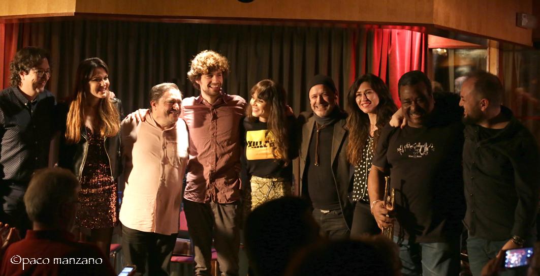"""Paco Ortega y sus """"Canciones sin prisa"""" en Musigrama. Madrid"""