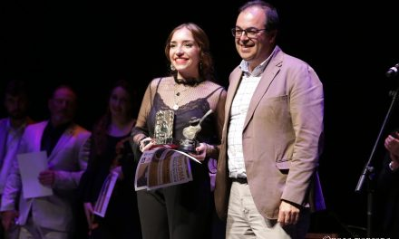 Maria del Carmen González gana la Silla de Oro 2019.