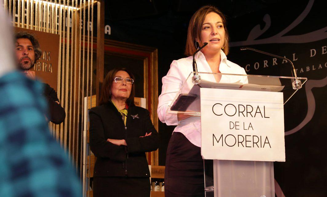 """""""Cordoba Flamenca"""" presentada en el Corral de la Morería de Madrid."""