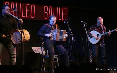 La Musgaña vuelve a la Sala Galileo de Madrid.