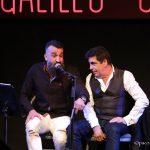 """Pepe Cruz y Pedro Barahona """"Mano a Mano"""" en la sala Galileo de Madrid."""