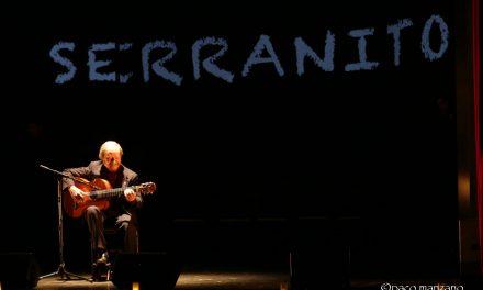 Homenaje a VICTOR MONJE «SERRANITO» en el Teatro Flamenco Madrid