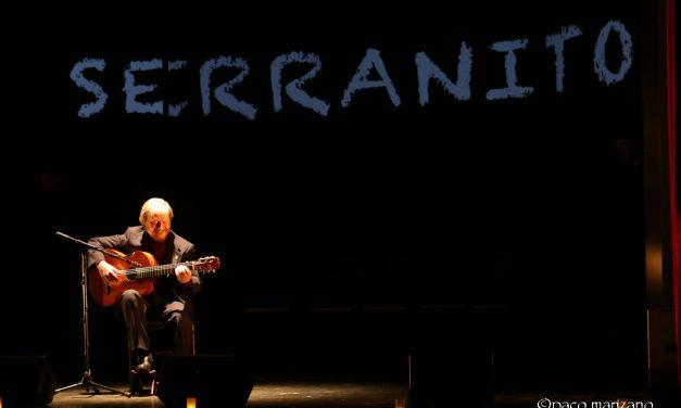 "Homenaje a VICTOR MONJE ""SERRANITO"" en el Teatro Flamenco Madrid"