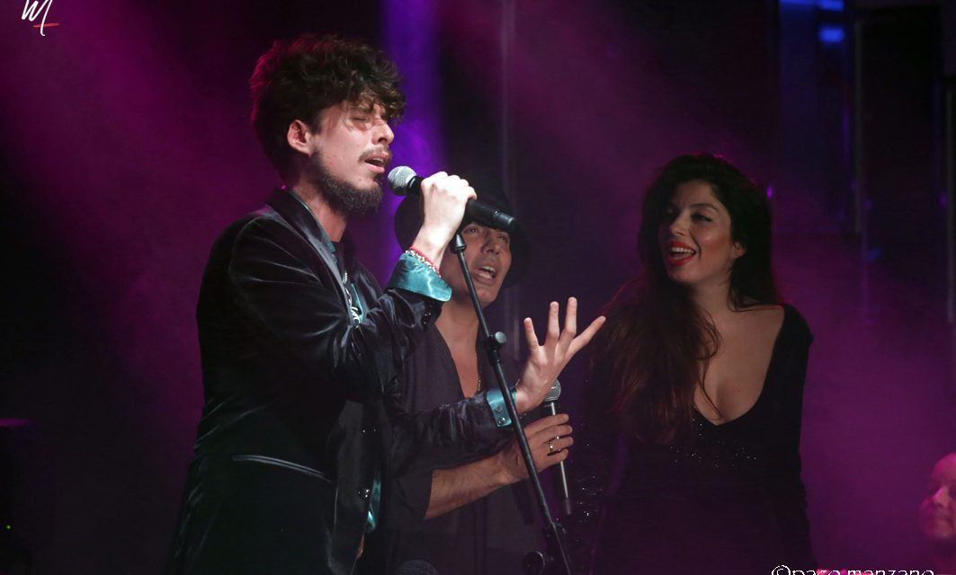 Kiki Morente, Festival Inverfest en el Teatro Barceló.