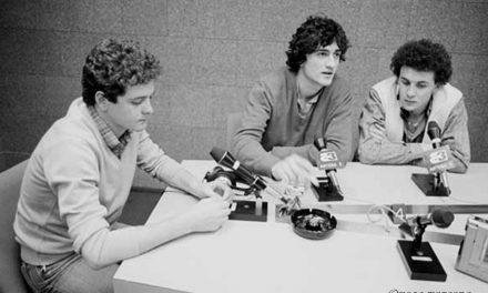 Santiago Alcanda, 40 años de periodismo musical