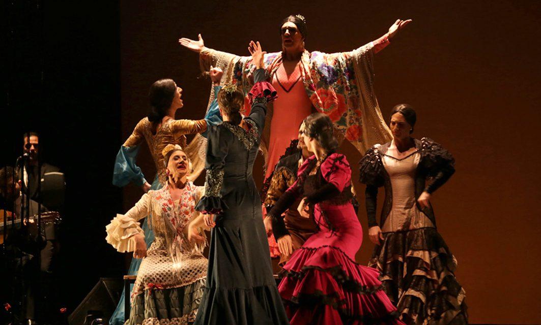 MANUEL LIÑÁN presenta ¡Viva! en los Teatros del Canal. Madrid