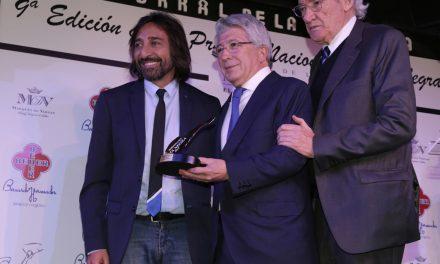 Entrega de los IX Premios Pata Negra en el Corral de la Morería. Madrid
