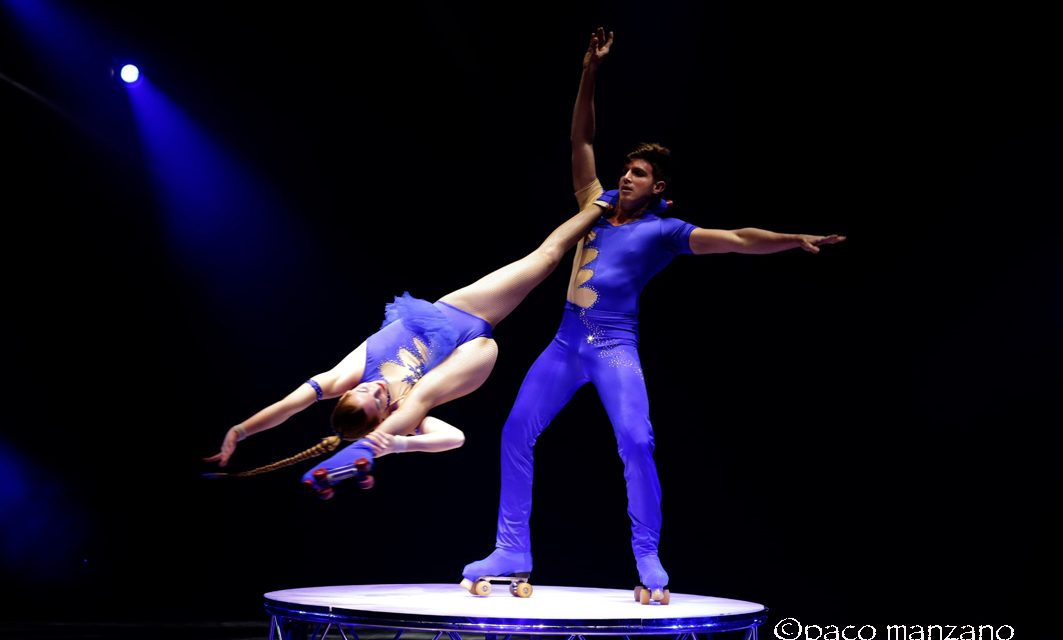 Gala Dulcinea, 12 Festival Internacional de Circo de Albacete