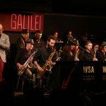 La WSA Big Band presenta su primer disco en la Sala Galileo de Madrid.