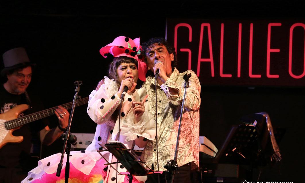 Maui presentó su nuevo disco  'Por Arte de Magia'