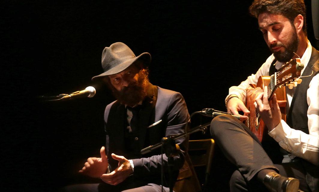 Pedro el Granaíno y Duquende cierran con gran éxito el I Festival Flamenco de Boadilla del Monte.
