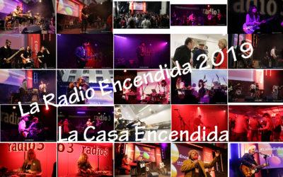 La Radio Encendida 2019 en la Casa Encendida
