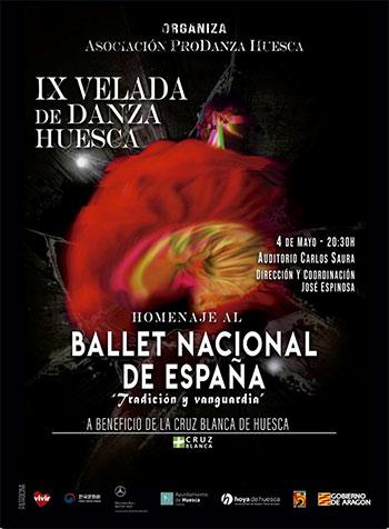IX Velada de Danza Huesca