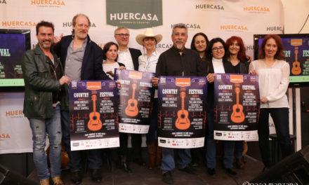 HUERCASA COUNTRY FESTIVAL  presenta su cartel 2019.