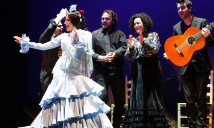 """«El Purili"""" y Águeda Saavedra en el  Ciclo Flamencos y Mestizos."""