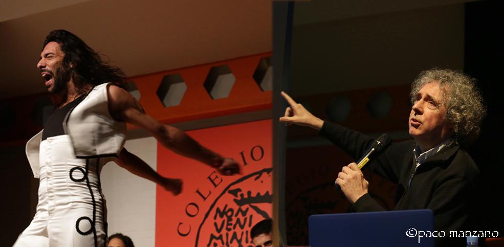 José Manuel Gamboa y Eduardo Guerrero en el XXI Festival Flamenco Tío Luis el de la Juliana
