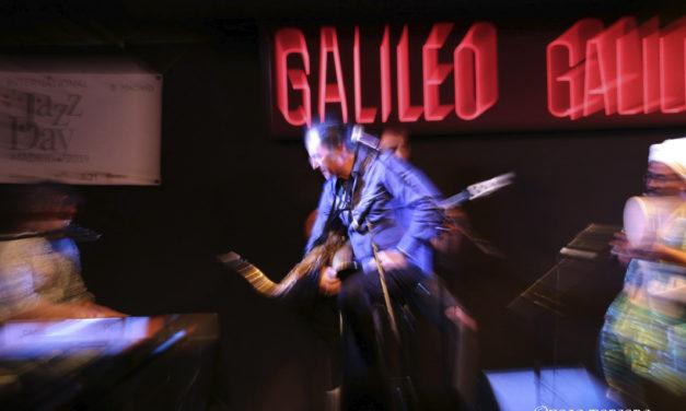 Festimad con Jorge Pardo Quinteto, conmemora El Día del Jazz en la sala Galileo.