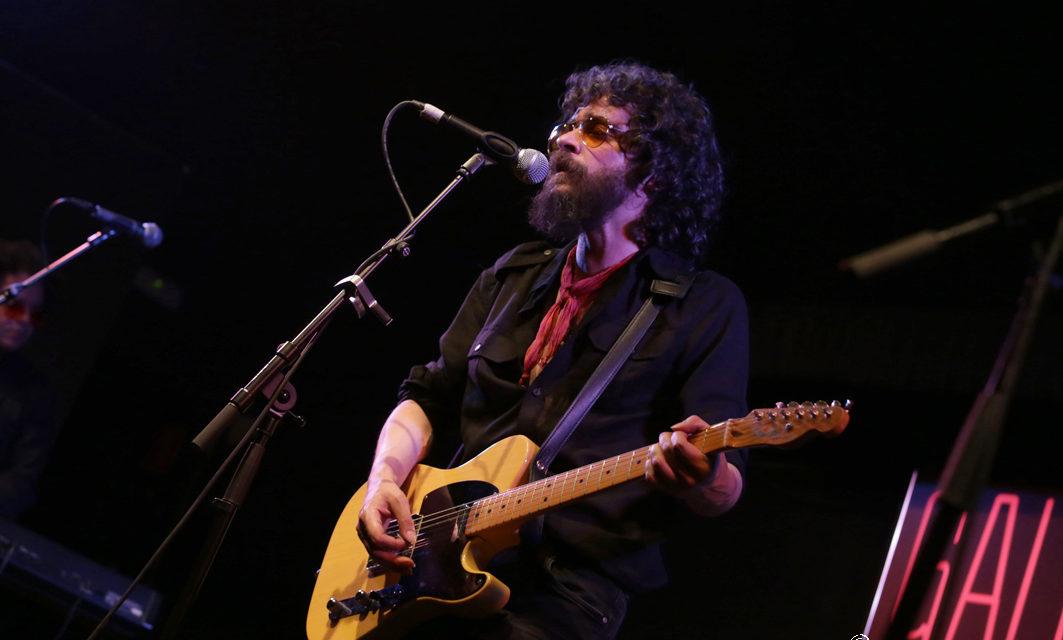 """Gatoperro presenta su disco """"Ríen los dioses"""" en la sala Galileo de Madrid."""