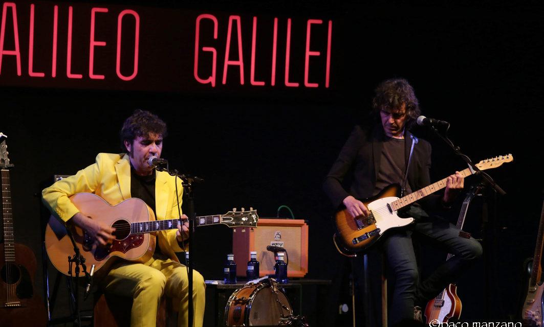 "Rubén Pozo&Lichis, ""Mesa para dos"" la sala Galileo de Madrid."