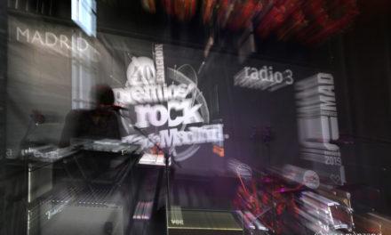40 Edición de los PREMIOS ROCK VILLA DE MADRID-UNIVERSIDAD