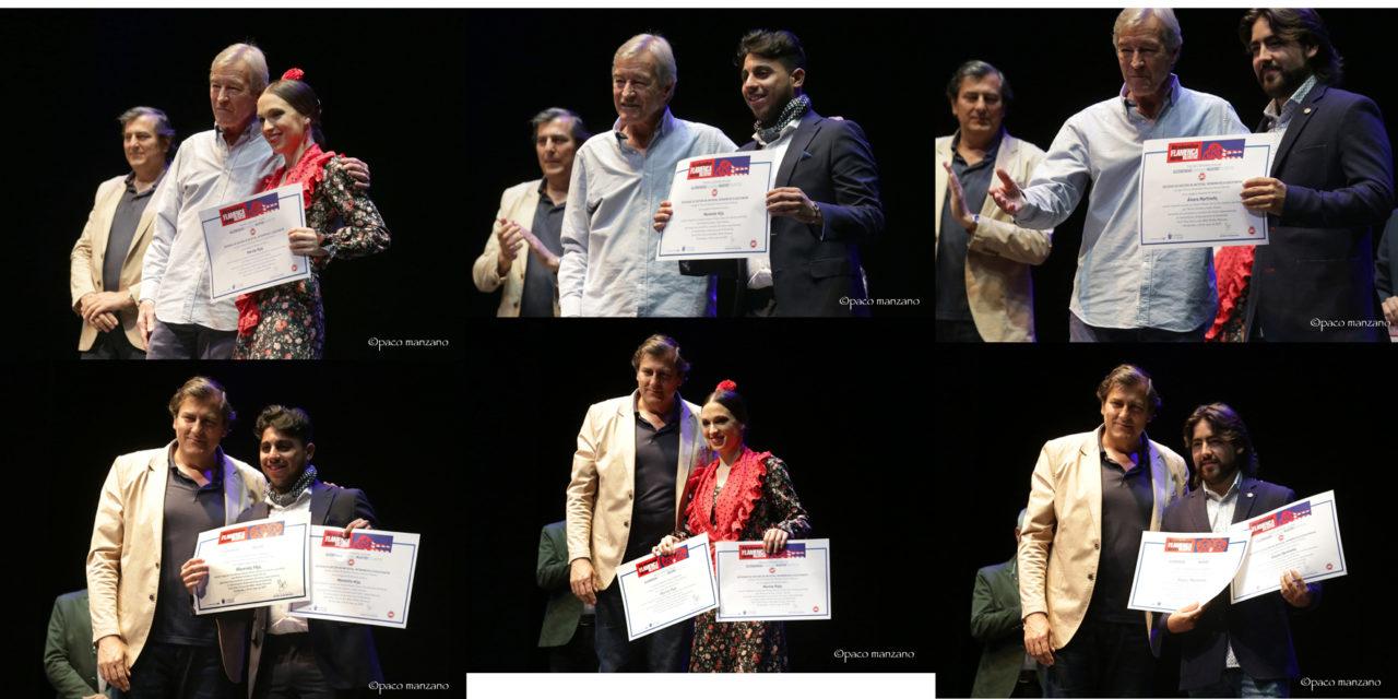 Alcobendas Flamenca NUEVOS TALENT0S 2019 entrega sus premios.