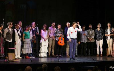 Tito Losada & Agatha Ruíz de la Prada con «Mucho arte».