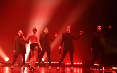 Danza urbana con «Anónimas» en el Teatro Alfil de Madrid