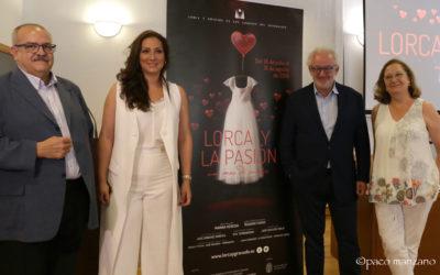 'Lorca y la pasión. Un mar de sueños' por Marina Heredia.