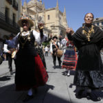 Finaliza el 36 Festival Folk Segovia (4 al 7 de julio)
