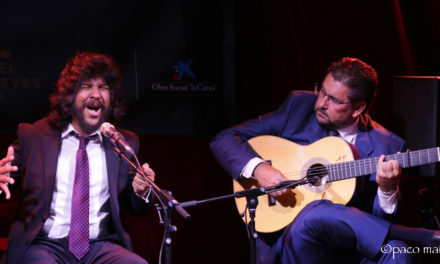 Rancapino y Rancapino Chico en FLAMENCO ON FIRE. 20/8/19.