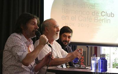 El Café Berlín de Madrid presentó su III Festival Flamenco de Club.