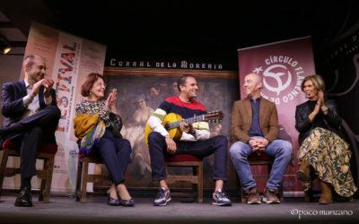 El Círculo Flamenco de Madrid presenta su 2º Festival en el Corral de la Moreria
