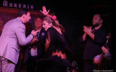 Pastora Galván y Festival del Círculo Flamenco de Madrid en el Corral de la Morería