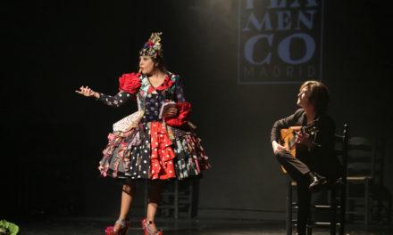 Maui presentó la temporada en Teatro Flamenco Madrid.