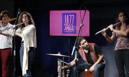 Andrea Levy presenta la programación del festival JAZZMADRID19