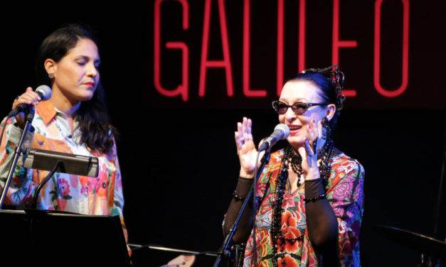 HAYDÉE MILANÉS presenta AMOR en la sala Galileo de Madrid.