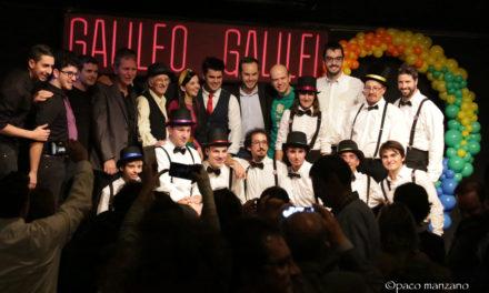 Fiesta Arco Iris Mágico. Homenaje a Juan Tamariz