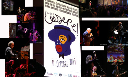 Va por Ceesepe! … Círculo de Bellas Artes en Madrid.