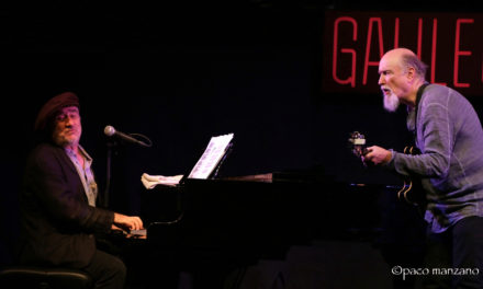 John Scofield & Jon Cleary en lasala Galileo de Madrid.