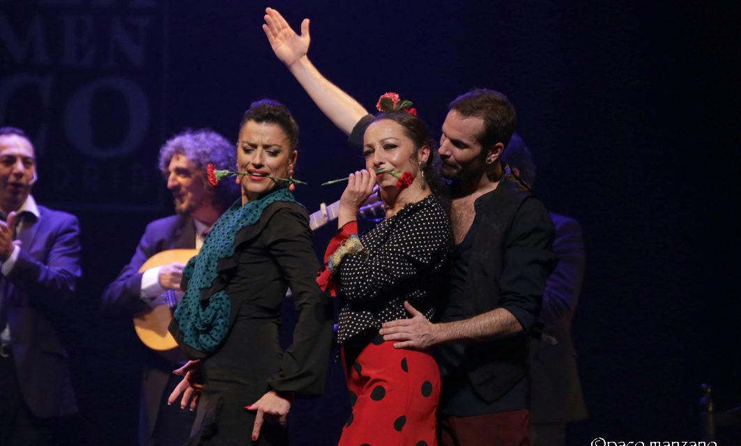 """Noche de """"Emociones"""" en el Teatro Flamenco Madrid."""